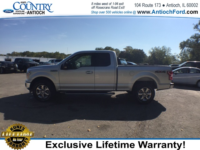 2018 F-150 Super Cab 4x4 Pickup #AT08903 - photo 7