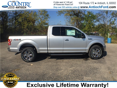 2018 F-150 Super Cab 4x4 Pickup #AT08903 - photo 5