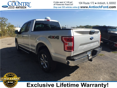 2018 F-150 Super Cab 4x4 Pickup #AT08903 - photo 4