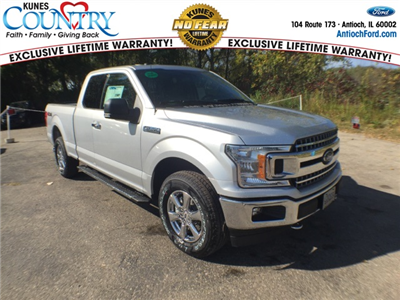 2018 F-150 Super Cab 4x4 Pickup #AT08903 - photo 1