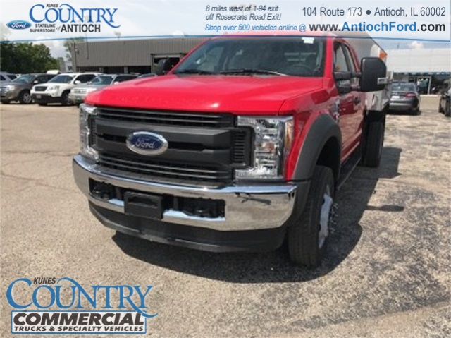 2017 F-450 Super Cab DRW 4x4, Monroe MTE-Zee SST Series Dump Body #AT08905 - photo 7