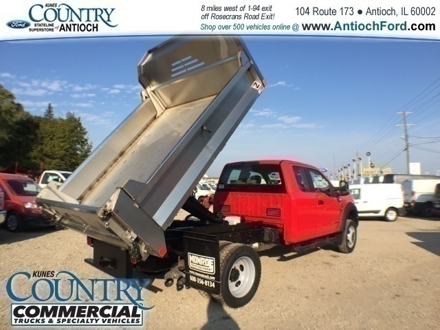 2017 F-450 Super Cab DRW 4x4,  Monroe Dump Body #AT08905 - photo 35