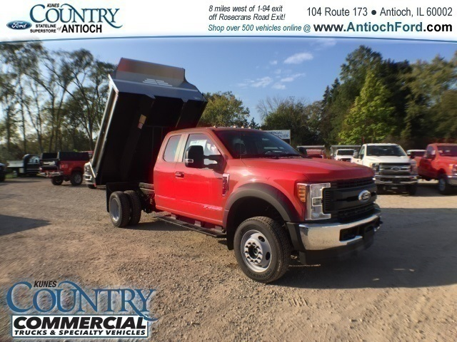 2017 F-450 Super Cab DRW 4x4,  Monroe Dump Body #AT08905 - photo 37