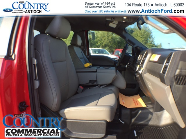 2017 F-450 Super Cab DRW 4x4, Monroe MTE-Zee SST Series Dump Body #AT08905 - photo 12