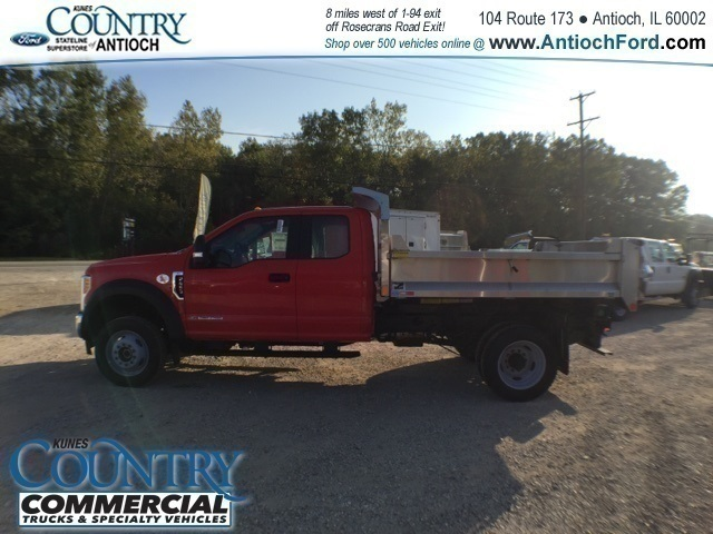 2017 F-450 Super Cab DRW 4x4,  Monroe Dump Body #AT08905 - photo 6
