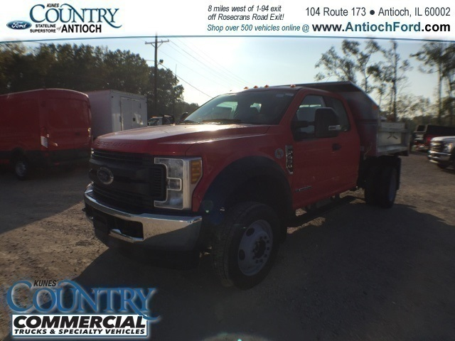 2017 F-450 Super Cab DRW 4x4,  Monroe Dump Body #AT08905 - photo 7