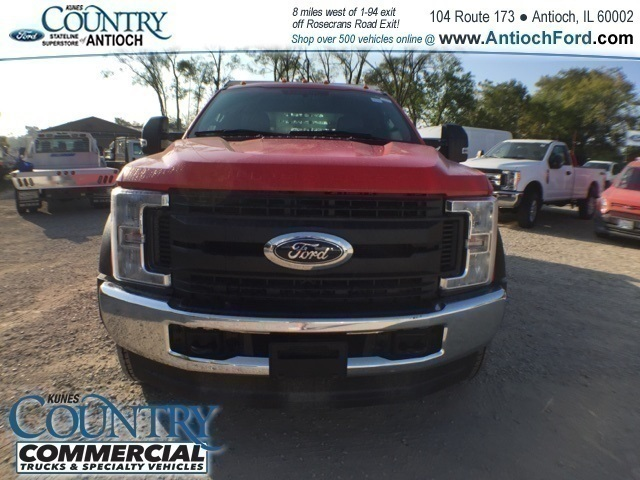 2017 F-450 Super Cab DRW 4x4,  Monroe Dump Body #AT08905 - photo 8