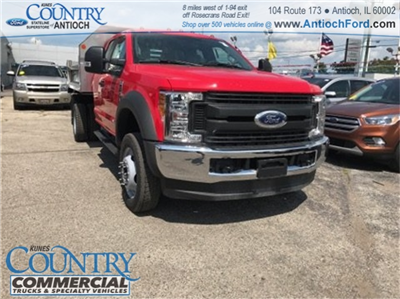 2017 F-450 Super Cab DRW 4x4, Monroe MTE-Zee SST Series Dump Body #AT08905 - photo 5