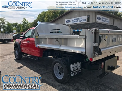 2017 F-450 Super Cab DRW 4x4, Monroe MTE-Zee SST Series Dump Body #AT08905 - photo 10