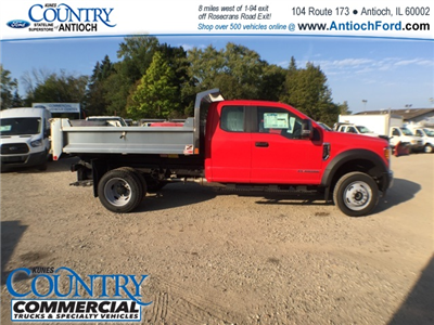 2017 F-450 Super Cab DRW 4x4, Monroe MTE-Zee SST Series Dump Body #AT08905 - photo 6
