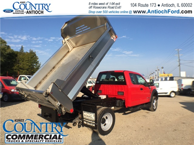 2017 F-450 Super Cab DRW 4x4, Monroe MTE-Zee SST Series Dump Body #AT08905 - photo 37