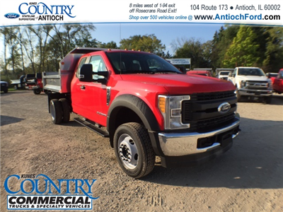 2017 F-450 Super Cab DRW 4x4, Monroe MTE-Zee SST Series Dump Body #AT08905 - photo 3