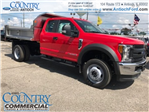 2017 F-450 Super Cab DRW 4x4, Monroe MTE-Zee SST Series Dump Body #AT08905 - photo 1