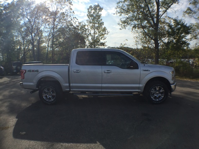 2017 F-150 Crew Cab 4x4 Pickup #AT08940 - photo 5