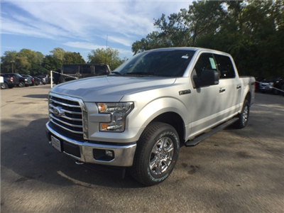 2017 F-150 Crew Cab 4x4 Pickup #AT08940 - photo 4