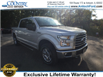 2017 F-150 Crew Cab 4x4 Pickup #AT08940 - photo 3