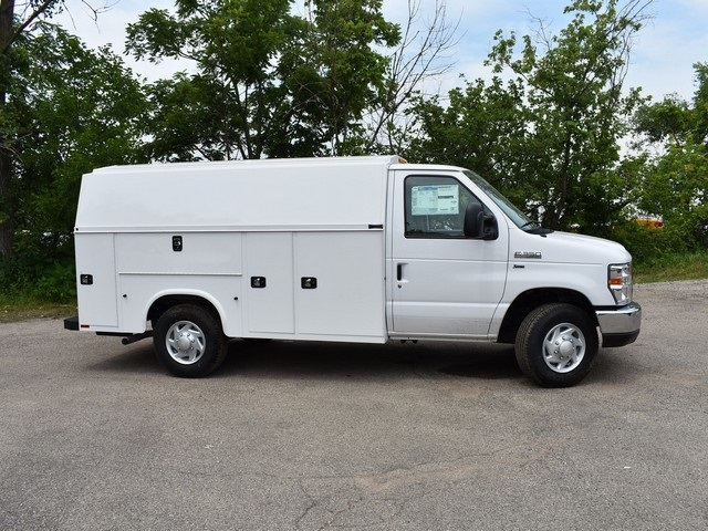 2017 E-350 4x2,  Knapheide Service Utility Van #AT08942 - photo 2