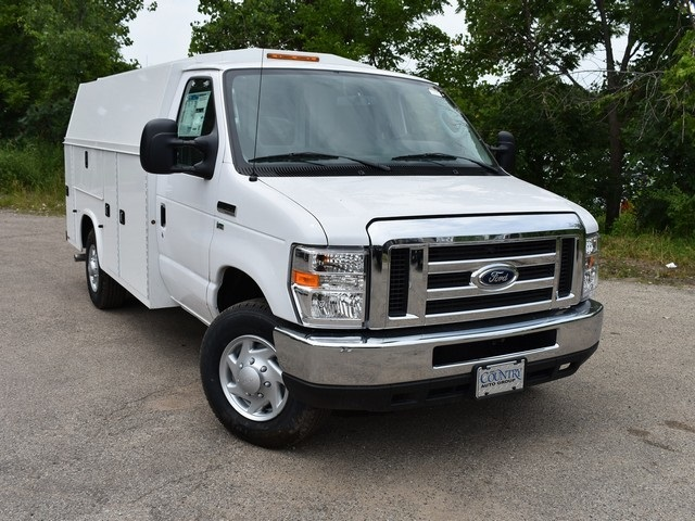 2017 E-350 4x2,  Knapheide Service Utility Van #AT08942 - photo 8