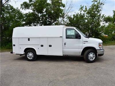 2017 E-350 4x2,  Knapheide KUV Service Utility Van #AT08942 - photo 3