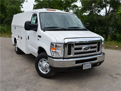 2017 E-350 4x2,  Knapheide KUV Service Utility Van #AT08942 - photo 8