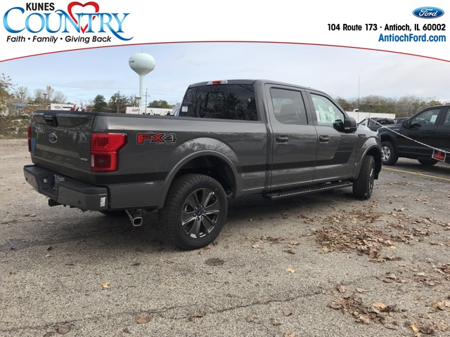 2018 F-150 Crew Cab 4x4 Pickup #AT09051 - photo 5