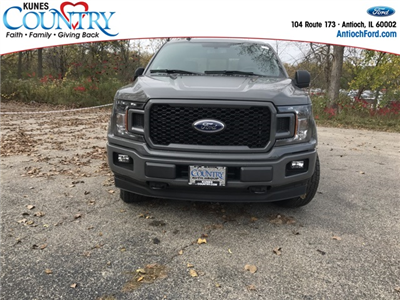 2018 F-150 Crew Cab 4x4 Pickup #AT09051 - photo 8