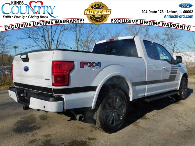 2018 F-150 Super Cab 4x4 Pickup #AT09054 - photo 5