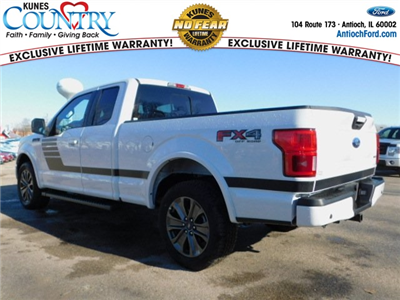 2018 F-150 Super Cab 4x4 Pickup #AT09054 - photo 2