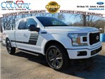 2018 F-150 Super Cab 4x4 Pickup #AT09054 - photo 3