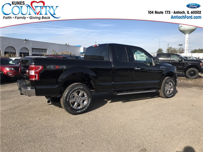 2018 F-150 Super Cab 4x4 Pickup #AT09085 - photo 5