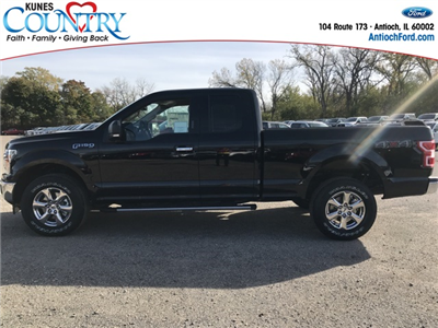 2018 F-150 Super Cab 4x4 Pickup #AT09085 - photo 7