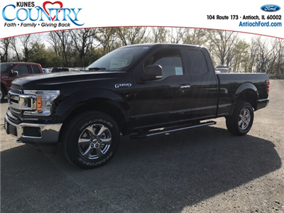 2018 F-150 Super Cab 4x4 Pickup #AT09085 - photo 1
