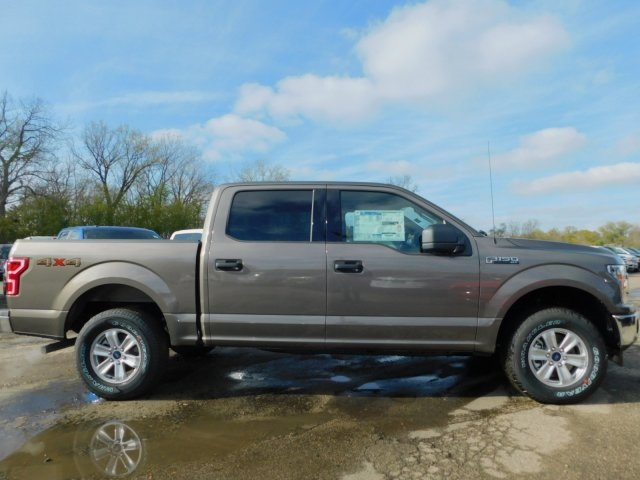 2018 F-150 Crew Cab 4x4 Pickup #AT09090 - photo 3