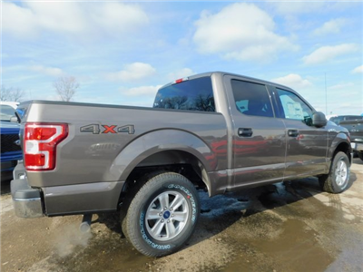 2018 F-150 Crew Cab 4x4 Pickup #AT09090 - photo 2