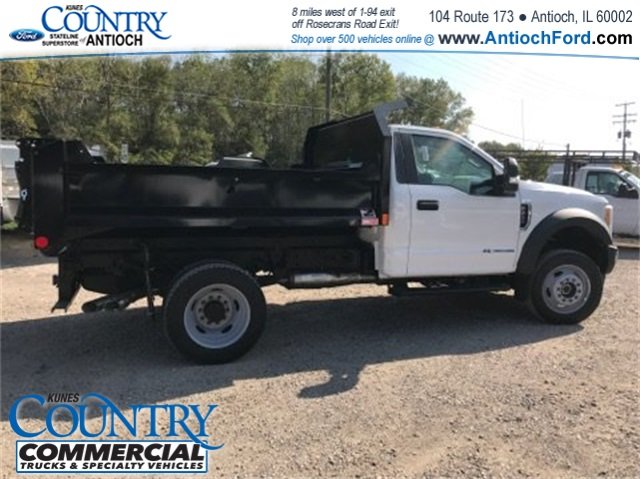 2017 F-450 Regular Cab DRW 4x4, Monroe MTE-Zee Dump Dump Body #AT09091 - photo 5