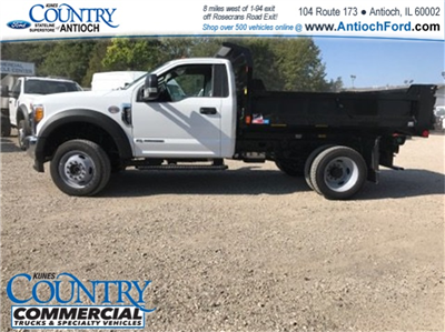 2017 F-450 Regular Cab DRW 4x4, Monroe MTE-Zee Dump Dump Body #AT09091 - photo 4
