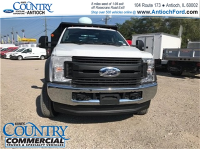 2017 F-450 Regular Cab DRW 4x4, Monroe MTE-Zee Dump Dump Body #AT09091 - photo 7