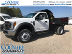 2017 F-450 Regular Cab DRW 4x4, Monroe MTE-Zee Dump Dump Body #AT09091 - photo 3