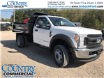 2017 F-450 Regular Cab DRW 4x4, Monroe MTE-Zee Dump Dump Body #AT09091 - photo 1