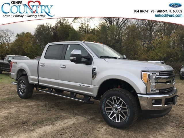 2017 F-350 Crew Cab 4x4, Pickup #AT09095 - photo 3