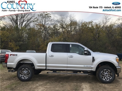 2017 F-350 Crew Cab 4x4, Pickup #AT09095 - photo 4