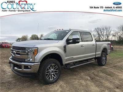 2017 F-350 Crew Cab 4x4, Pickup #AT09095 - photo 1