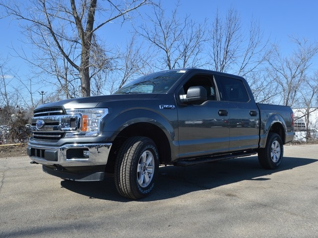 2018 F-150 SuperCrew Cab 4x4,  Pickup #AT09101 - photo 6