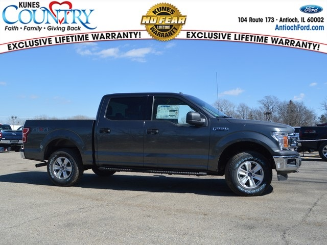 2018 F-150 SuperCrew Cab 4x4,  Pickup #AT09101 - photo 1