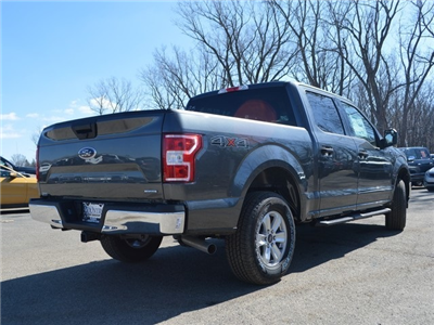2018 F-150 SuperCrew Cab 4x4,  Pickup #AT09101 - photo 2