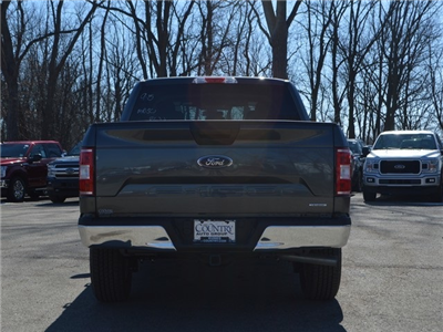 2018 F-150 SuperCrew Cab 4x4,  Pickup #AT09101 - photo 5