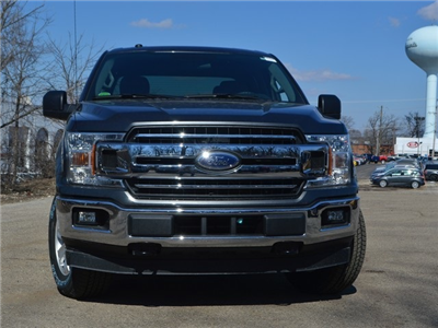 2018 F-150 SuperCrew Cab 4x4,  Pickup #AT09101 - photo 4