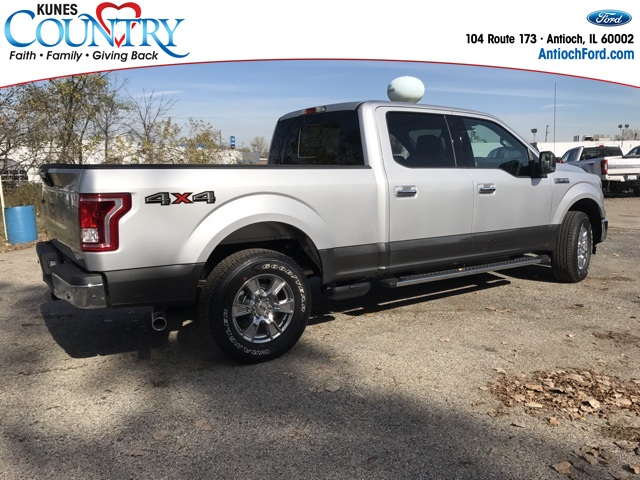 2017 F-150 Crew Cab 4x4 Pickup #AT09103 - photo 5