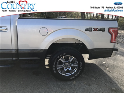 2017 F-150 Crew Cab 4x4 Pickup #AT09103 - photo 10