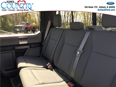 2017 F-150 Crew Cab 4x4 Pickup #AT09103 - photo 14